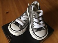 Converse - baby shoes infant size 2