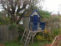 Playhouse (for outdoors)