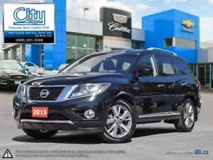 2013 Nissan Pathfinder Platinum V6 4x4 at