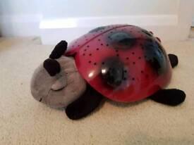 Cloud b, nightlight projector ladybird