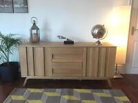 Brand New Made Luka Oak Sideboard