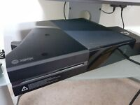 Xbox one bundle DayOne ( kinetic, headset, games)