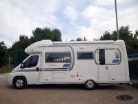 Peugeot Autosleeper Cotswold EB - 2011/11 for sale at Kent Motorhome Centre
