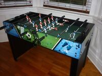 TABLE FOOTBALL - EXCELLENT QUALITY