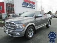 2011 Ram 1500 Laramie With Backup Camera, Heated/Cooled Seats Delta/Surrey/Langley Greater Vancouver Area Preview