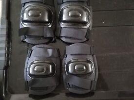 Kids knee & elbow pads