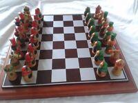 Matryoshica Doll Chess Set