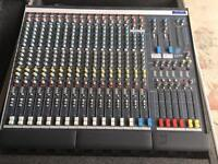 Allen & Heath GL2000 Mixing Desk