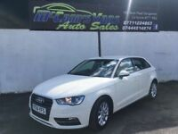 2014 A3 1.6 TDI SE MODEL 1 UK OWNER VERY CLEAN CAR*FINANCE AVAILABLE*