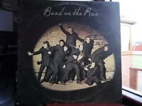 WINGS LP BAND ON THE RUN PAS 10007 1973