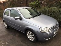 VAUXHALL CORSA 1.0 AUTOMATIC ** 05 PLATE ** 60,000 MILES ** FULL HISTORY **