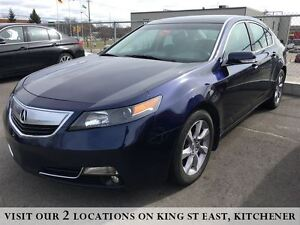 2013 Acura TL w/Tech Pkg | NAVIGATION | NO ACCIDENTS