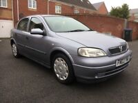 Vauxhall Astra 1.4 LS Manual, 10 Months MOT, HPi Clear. Drives Excellently