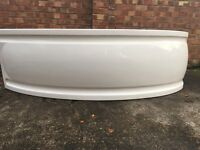 Curved Bath Panel