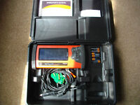 SNAP-ON SOLUS DIAGNOSTIC SCANNER MACHINE snap on tools usa