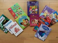 CHILDRENS TOY BOOK BUNDLE ~ 12 BOOKS ~ INC. DISNEY STORIES & TOOTH FAIRY ~ ALL HARDBACK ~ £15