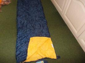 New Adult envelope sleeping bag