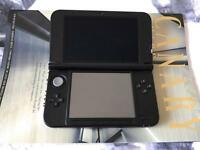 Nintendo 3DS XL Silver + 4 Gb Memory Card