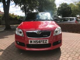 Skoda Fabia 2008 Very Low Miles Cheap To Insure and tax VRS