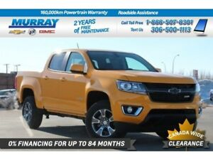 2018 Chevrolet Colorado Z71*REMOTE START,HEATED SEATS*