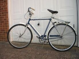Gentleman's classic bicycle – fully functioning