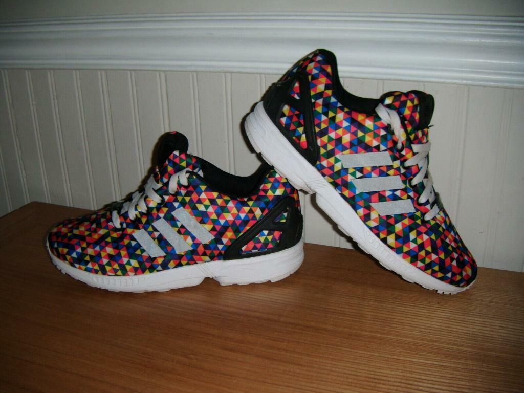 online retailer 429c4 44615 Adidas zx flux multicolour | in Plymouth, Devon | Gumtree