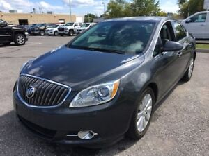 2013 Buick Verano CX 2.4L FWD Bluetooth Backup Cam Rear Cross Tr