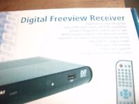 Nikkai digital freeview receiver for sale