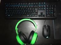 Gaming Peripherals Bundle