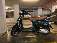 ET4 125cc - 22K - New Exhaust, New Front tyre, USB charger, MOT until March 2019