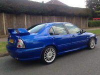 MG ZS 2.5 V6 blue, 78k mileage new mot
