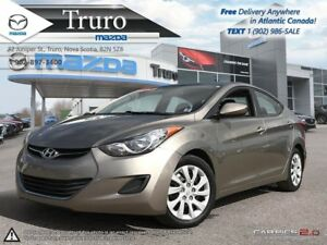 2013 Hyundai Elantra $43/WK TAX IN! AUTO! HEATED SEATS! SAT RADI