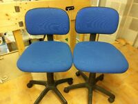 Set of Two Office Chairs
