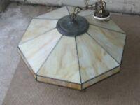 Art Deco Ceiling Light Shade. Original. Ex. condition.