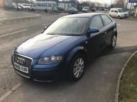Audi A3 1.6 petrol manual 2007