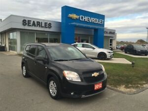 2012 Chevrolet Orlando 2LT w/ heated seats!