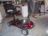Aerolite Plus Mobility Scooter