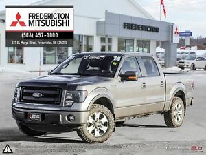 2014 Ford F-150 FX4! CREW! 5.0L! LEATHER! NAV! SUNROOF!