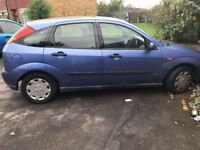 Quick sale £250 Ford Focus good runner