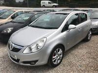 08 Vauxhall Corsa 1.2 cdti 12 Months MOT + 3 Months Warranty * Reduced *