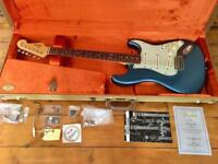 Fender Custom Shop 65 Relic Stratocaster - Lake Placid Blue - Case and Candy!