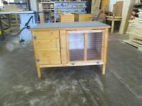 3ft rabbit hutch new unused quality made weather proof