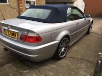 BMW m3 smg, convertible fully loaded