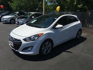 2013 HYUNDAI ELANTRA GT - PANORAMIC SUNROOF, LEATHER HEATED SEAT