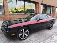 2014 Dodge Challenger R/T, NAVI, SUNROOF, LEATHER