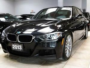 2013 BMW 335 xDrive M-SPORT | NAV | RED-LTHR | FULLY LOADED!