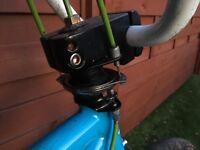 BMX Bike (with 360+ degree handle bars)