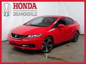 2014 Honda Civic SI + NAVIGATION+SIEGES CHAUFFANTS