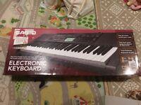 Casio CTK-3200 61-Key Touch Sensitive Personal Keyboard