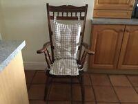 American fireside chair